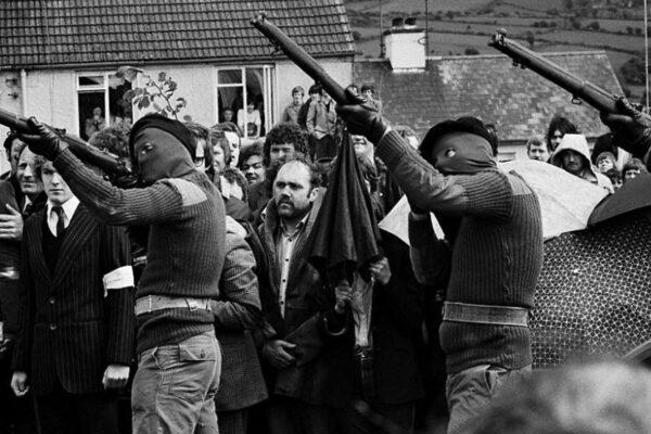 Kuzey İrlanda Sorunu ve IRA