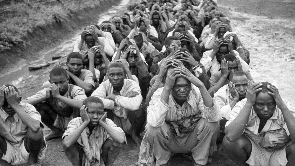 BÜYÜK GÜÇLERİN AFRİKA'DAKİ SÖMÜRGECİLİK FAALİYETLERİ
